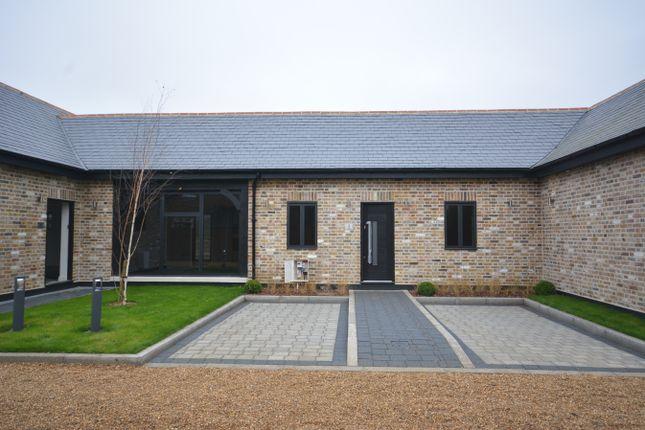 Thumbnail Barn conversion for sale in Kemps Farm Mews, Plot 2, Dennises Lane, South Ockendon, Essex