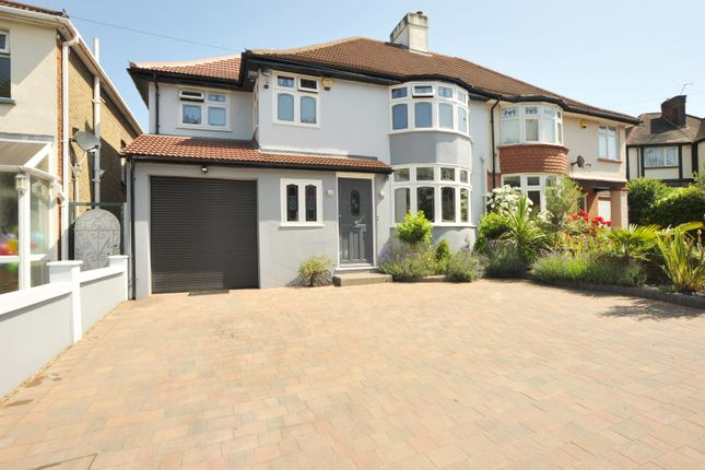 Thumbnail Semi-detached house for sale in Park Drive, Romford