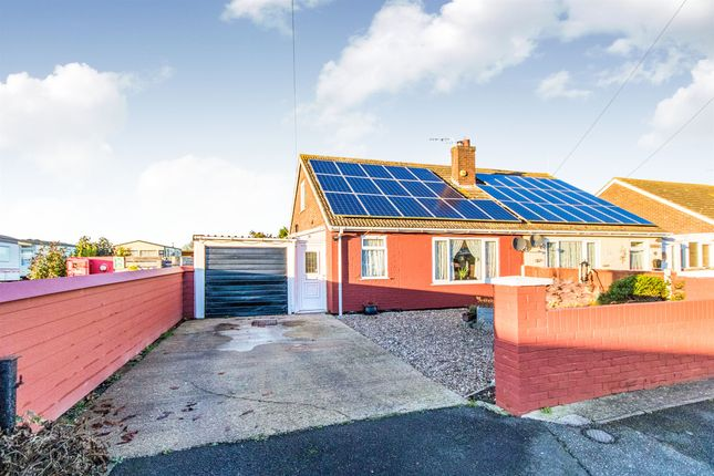 Thumbnail Semi-detached bungalow for sale in Links Avenue, Mablethorpe