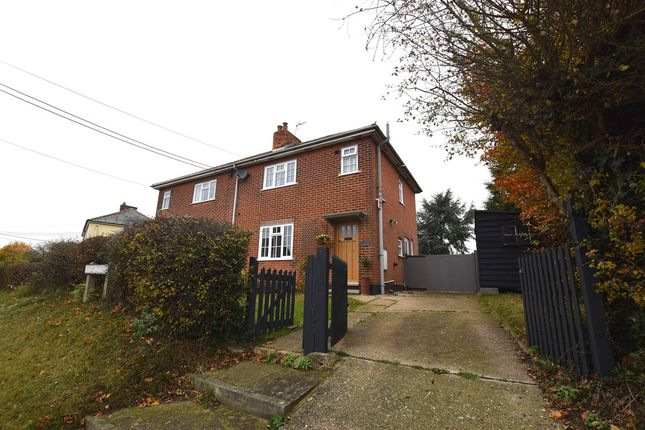 Thumbnail Semi-detached house for sale in Meadside, Wethersfield, Braintree
