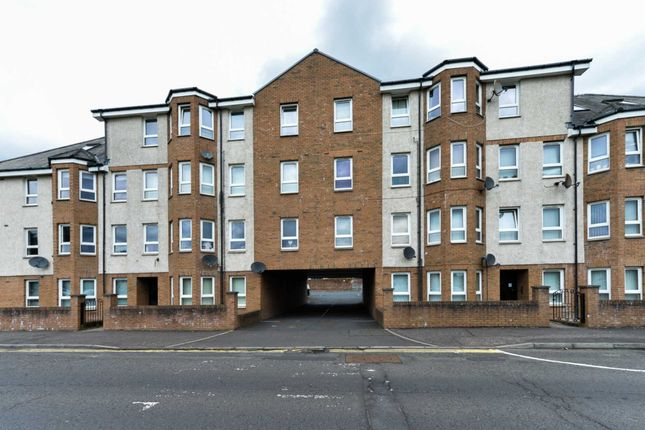 Thumbnail Penthouse to rent in Seedhill Road, Paisley