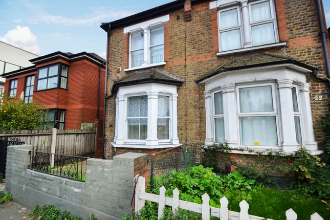 Thumbnail Semi-detached house to rent in Cromwell Road, Kingston Upon Thames, Surrey