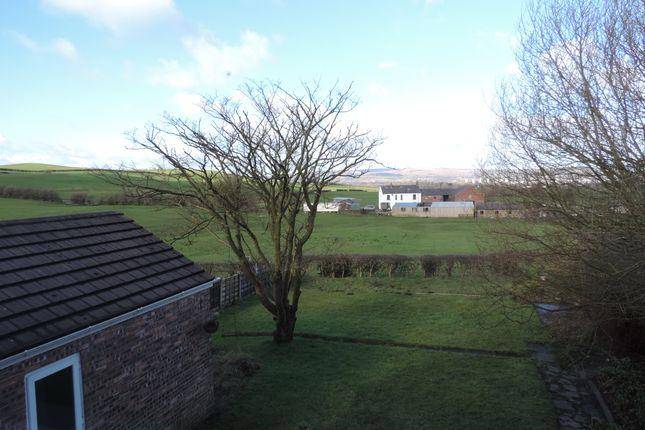 Rear View of Thornham Old Road, Royton, Oldham OL2