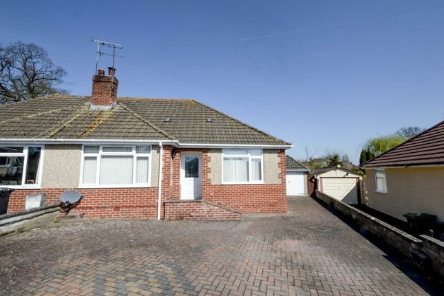 Thumbnail Bungalow to rent in Denbigh Close, Swindon