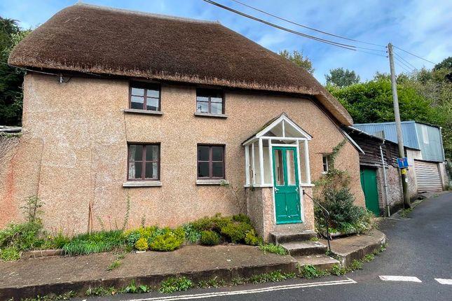 Thumbnail Cottage for sale in Park Road, Hatherleigh, Okehampton
