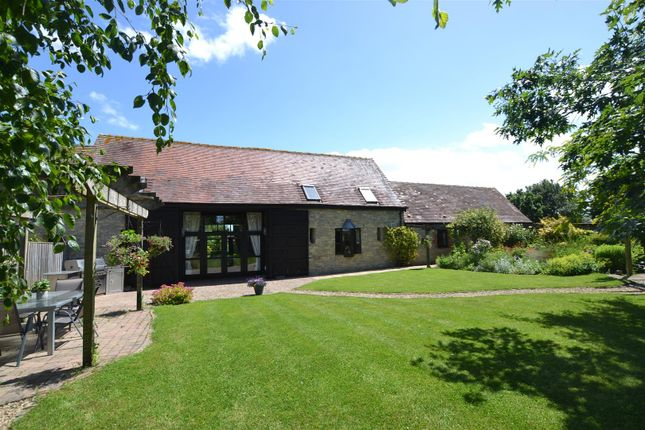 Thumbnail Barn conversion for sale in Ploughley Road, Ambrosden, Bicester