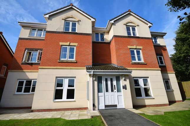 Thumbnail Flat for sale in Emerald Way, Milton, Stoke-On-Trent