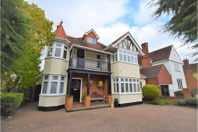 Thumbnail Detached house for sale in 10 Imber Park Road, Esher