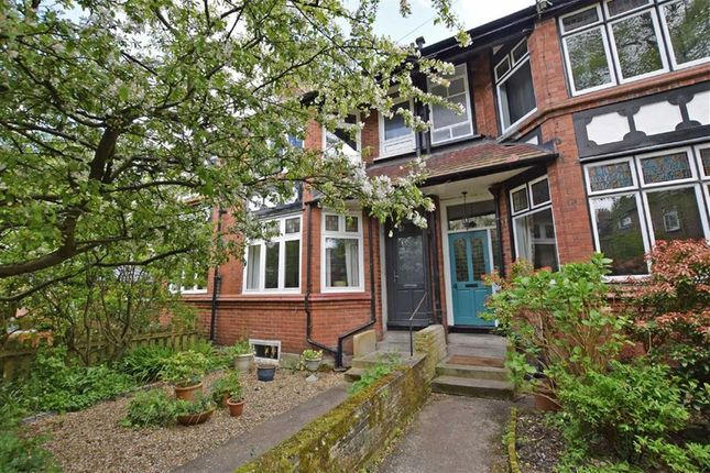 Thumbnail Terraced house for sale in Bamford Grove, Didsbury, Manchester