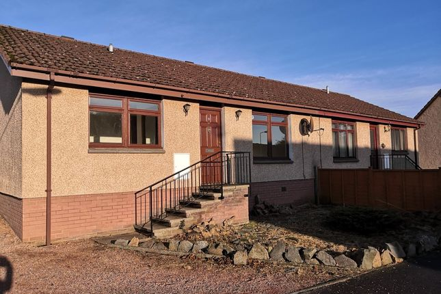 2 bed semi-detached bungalow to rent in The Croft, Leuchars, St. Andrews KY16