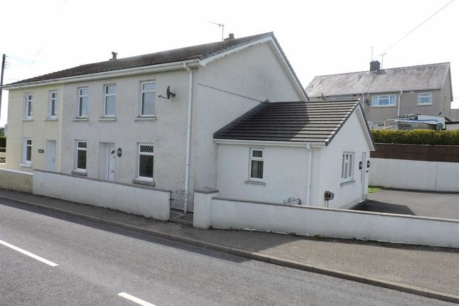 3 bed semi-detached house for sale in Alltyblacca, Llanybydder SA40