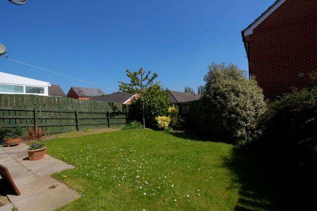 Rear Garden of Rona Gardens, Thornaby, Stockton-On-Tees TS17