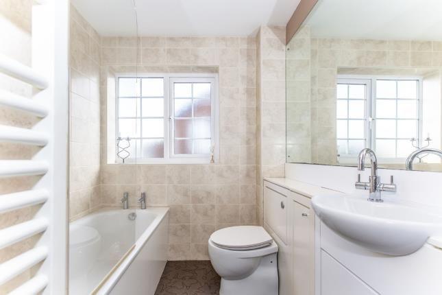 Bathroom of Yeomans Close, Catworth, Huntingdon, Cambridgeshire PE28