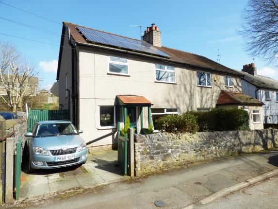 Thumbnail Semi-detached house for sale in Darwin Avenue, Buxton, Derbyshire