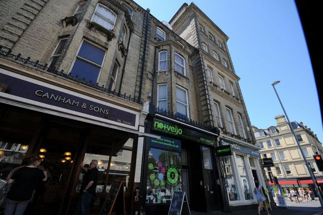 Thumbnail Flat to rent in Church Road, Hove, East Sussex