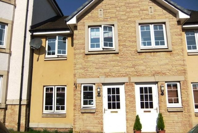 Thumbnail Detached house to rent in Kestrel Way, Dunfermline, Fife