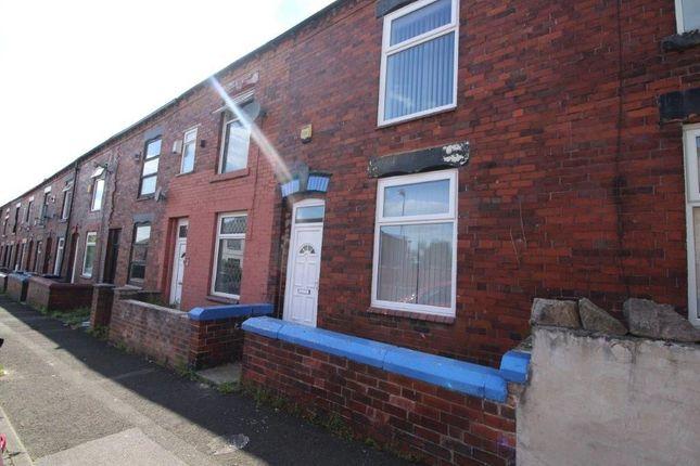 Thumbnail Terraced house to rent in Cummings Street, Oldham