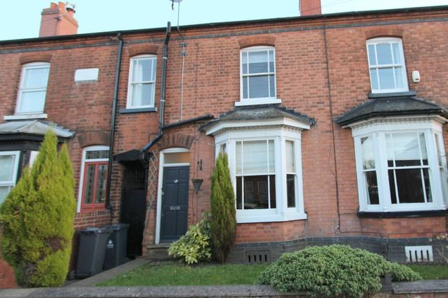 Thumbnail Terraced house for sale in Highgate Road, Walsall