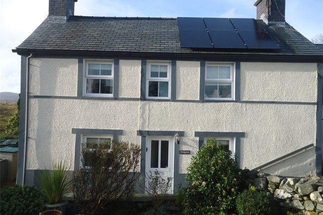 Thumbnail Cottage for sale in Trawsfynydd, Blaenau Ffestiniog