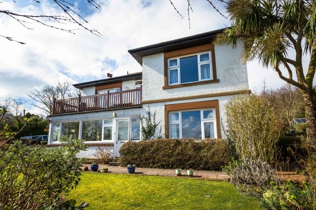 Thumbnail Detached house for sale in Middle Road, Whiting Bay, Isle Of Arran, North Ayrshire