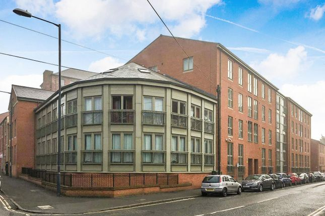 2 bed flat to rent in Brook House, Brook Street, Derby