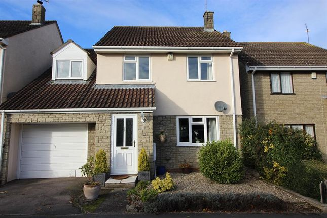 Thumbnail Detached house for sale in Honeyborne Way, Wickwar, Wotton-Under-Edge