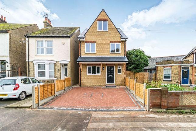 Thumbnail Detached house for sale in Woodlands Road, Gillingham