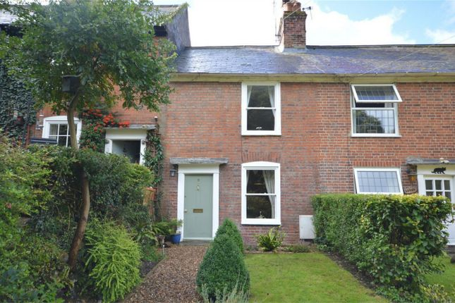Thumbnail Terraced house for sale in Blockhill Cottages, Kirby Road, Trowse, Norwich