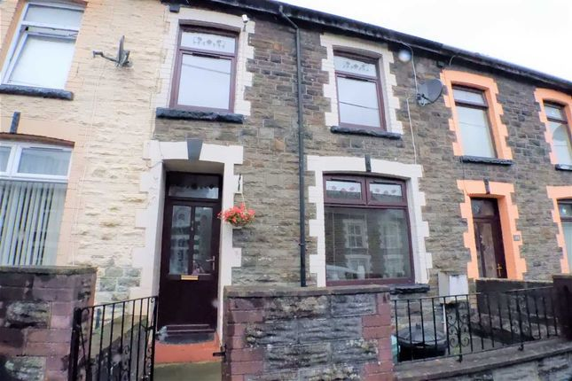 Terraced house for sale in Brewery Street, Pontygwaith, Ferndale