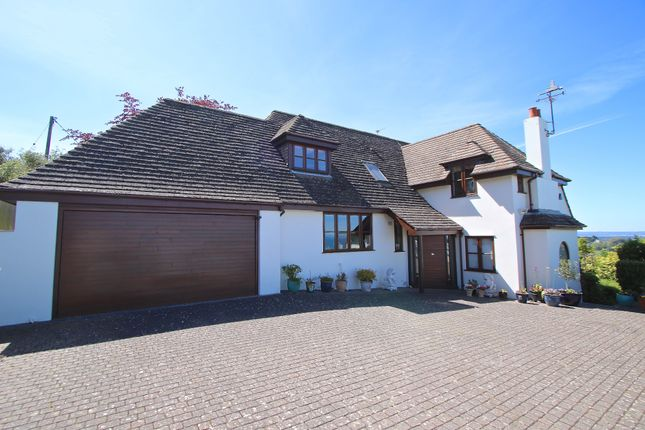 Thumbnail Detached house for sale in Glebe Estate, Studland, Swanage