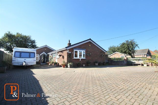 5 bed detached bungalow for sale in The Street, Shotley, Ipswich, Suffolk IP9