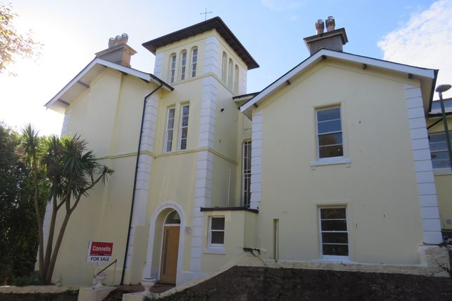 Thumbnail Flat for sale in Cleveland Road, Torquay