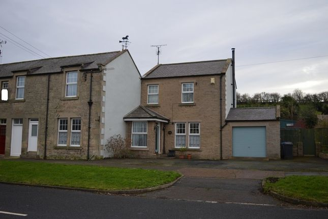 Thumbnail Semi-detached house for sale in Castle Street, Norham, Berwick-Upon-Tweed, Northumberland