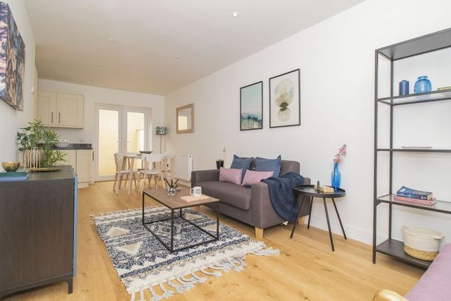 Thumbnail End terrace house for sale in Shophouse Road, Twerton, Bath
