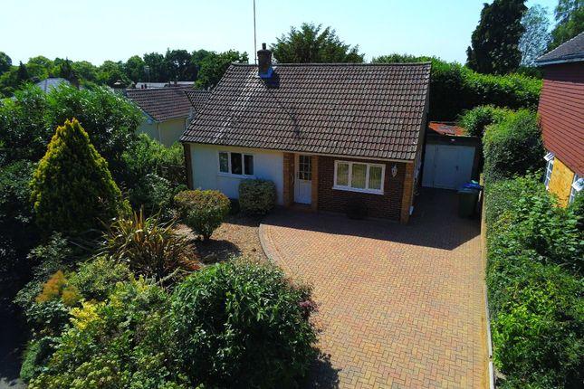 Thumbnail Detached bungalow for sale in Furzehill Crescent, Crowthorne