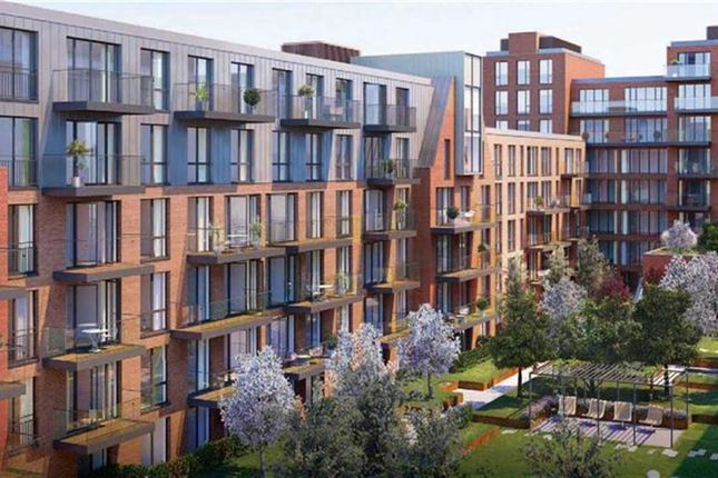 Thumbnail Flat for sale in Core G, Streatham Hill, London
