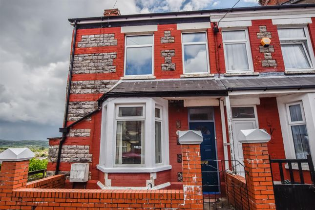 2 bed end terrace house to rent in St. Oswalds Road, Barry CF63