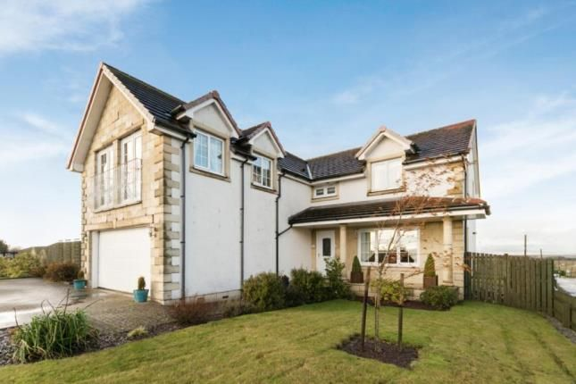 Thumbnail Detached house for sale in Main Street, Longriggend, Airdrie, North Lanarkshire