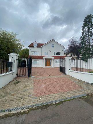 Thumbnail Detached house to rent in Camlet Way, Hadley Wood, London EN4 0Lj