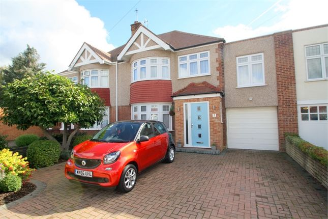 4 bed semi-detached house for sale in Knowle Park Avenue, Staines-Upon-Thames, Surrey
