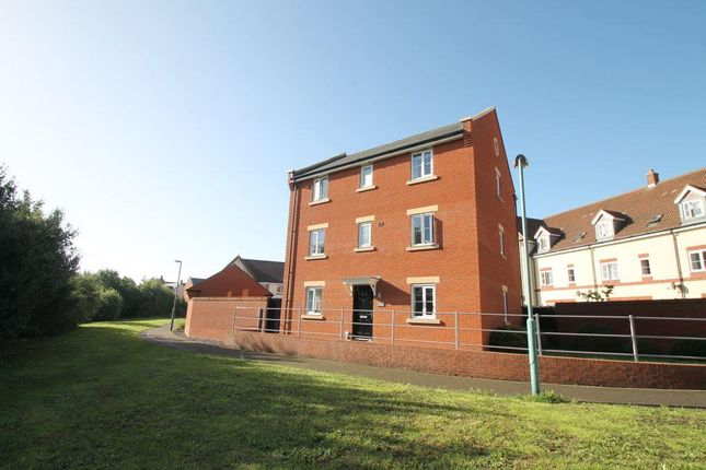 Thumbnail Detached house for sale in Crown Walk, Walton Cardiff, Tewkesbury