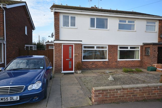 Thumbnail Semi-detached house to rent in All Saints Road, Lowestoft, Suffolk