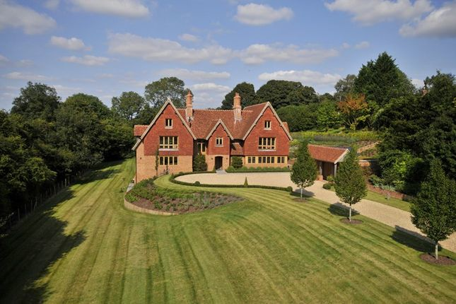 6 bedroom detached house for sale in Selworth Lane, Soberton, Southampton
