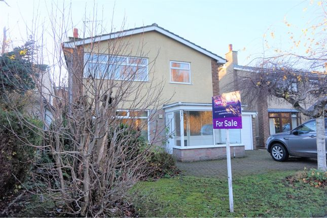 Thumbnail Detached house for sale in Whinfell Drive, Lancaster
