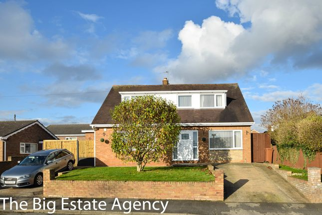 4 bed detached house for sale in Normanby Drive, Connah's Quay, Deeside CH5
