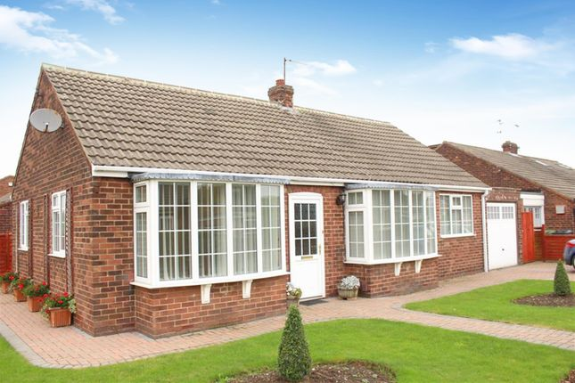 Thumbnail Bungalow for sale in Grasmere Grove, York