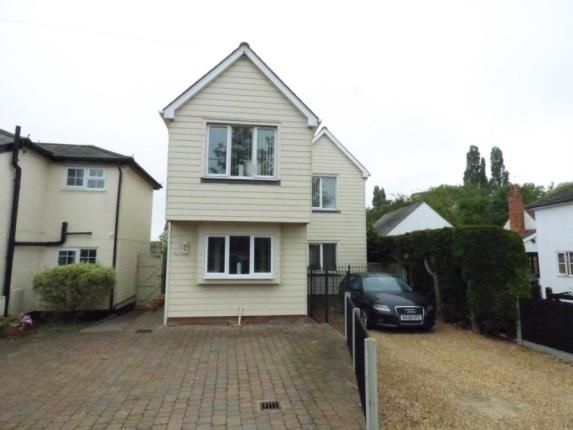 Thumbnail Detached house for sale in Abberton, Colchester, Essex