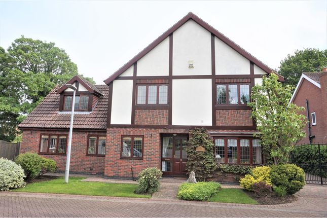 Thumbnail Detached house for sale in Bracken Park, Grimsby