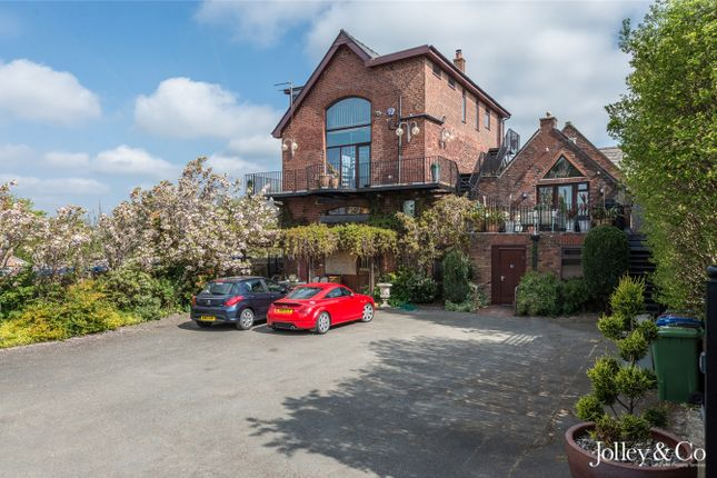 Thumbnail Detached house for sale in Buxton Road, High Lane, Stockport, Cheshire