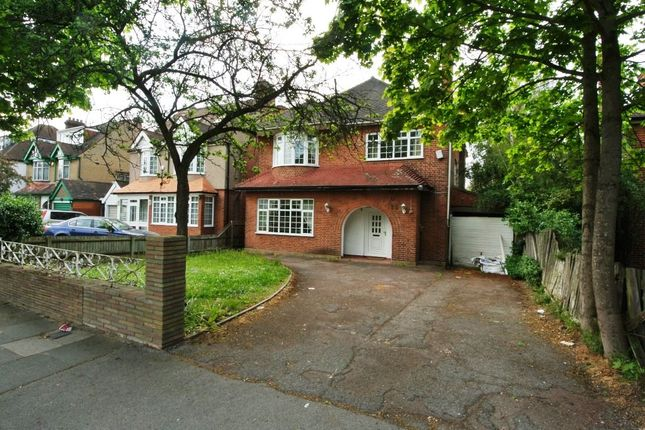 Thumbnail Detached house for sale in Grove Park Road, Mottingham